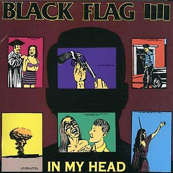 Black Flag - In My Head [CD] USA import
