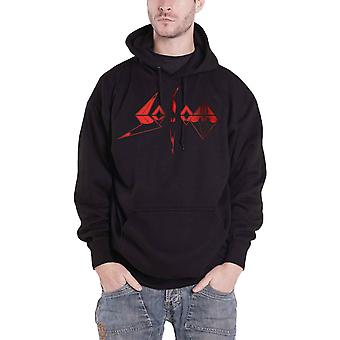 Sodom Hoodie Obsessed By Cruelty Band Logo nouveau Pull officiel Mens Black
