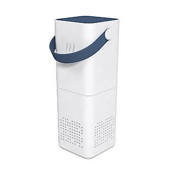 Portabel luftrenare - Vit och mörkblå