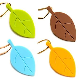 Creative Leaf Design Safety Door Stopper