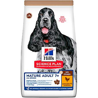 Hill's Science Plan Perro Mature No Grain Pollo (Dogs , Dog Food , Dry Food)
