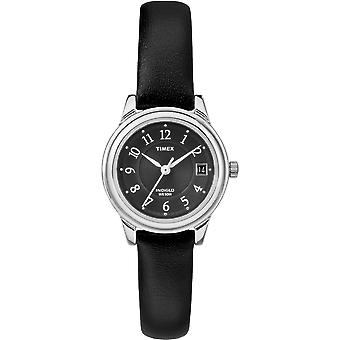 T29291, Main Street Timex Style Ladies Watch / Noir