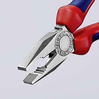 Knipex 03 05 180 SB Alicates peine 180 mm