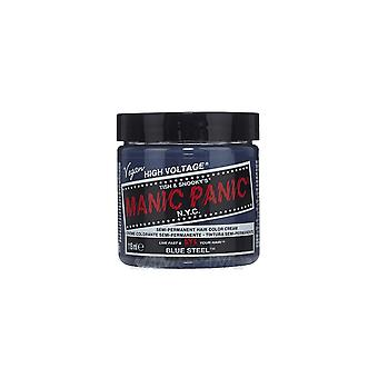 Manic Panic Semi Permanent Hair Color - Blue Steel