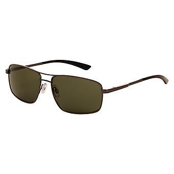 Sunglasses Men's Rectangle Grey Men's (AZ-7110)