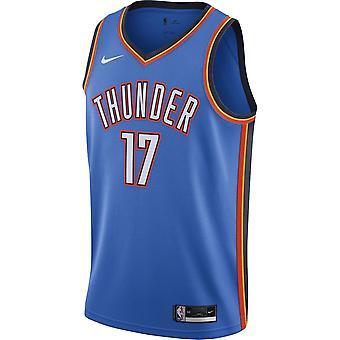 Nike Nba Oklahoma City Thunder Dennis Schroder Icon Edition Jersey