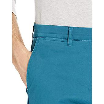 Brand - Goodthreads Men's Straight-Fit Tvättad Comfort Stretch Chino Pa ...
