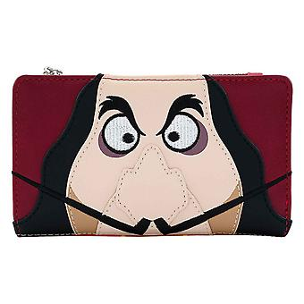 Peter Pan Purse Capitano Hook Cosplay nuovo ufficiale Loungefly Flap