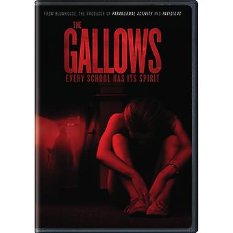 The Gallows DVD