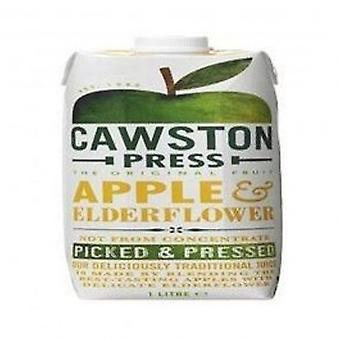 Cawston - Apple & Elderflower Juice 1000ml