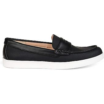 Brinley Co. Comfort Womens Casual Loafers