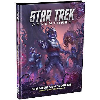 Star Trek Adventures Strange New Worlds - Mission Comp. Vol.2