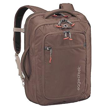 Eagle Creek Straight Up Business Brief Backpack RFID - Brown