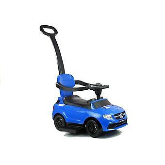 Kleinkinder fahren auf Push vorbei Kinderauto für Kinder 2 Farben abnehmbare Teile Sound
