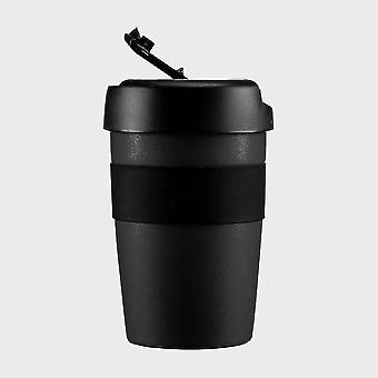 Nieuwe Lifeventure Geïsoleerde Coffee Cup Zwart