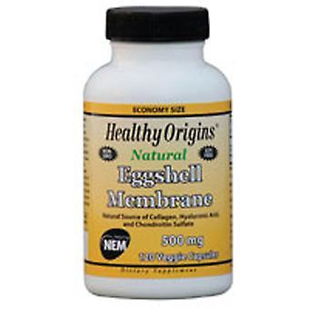 Healthy Origins EggShell Membrane, 500 mg, 120 Veg Caps
