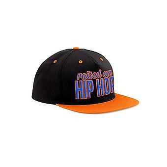 CID Originals Raised On Hip Hop Bright Snapback Cap
