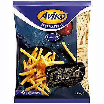 Aviko Frozen SuperCrunch Skin On Fries 9.5mm