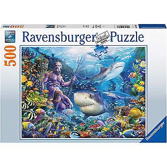 Ravensburger 500 Stuk Koning van de Zee Puzzel
