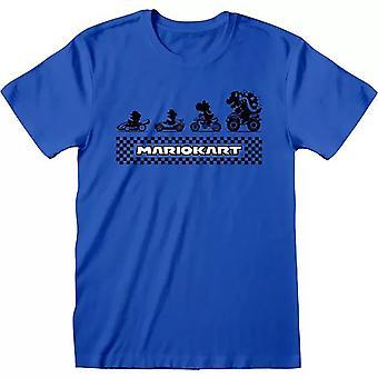 Mario Kart Unisex Adult T-Shirt