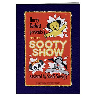 Sooty Harry Corbett Presents The Sooty Show Greeting Card