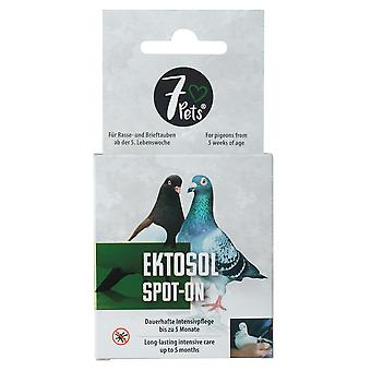 SCHOPF 7Pets® Ektosol Spot-on for Birds, 10 ml