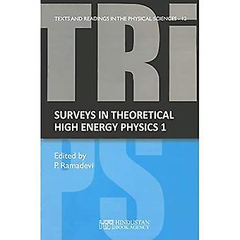 Badania teoretycznej fizyki wysokiej energii 1: Wykład Notatki z SERC Szkoły (Teksty i odczyty w fizycznych ...
