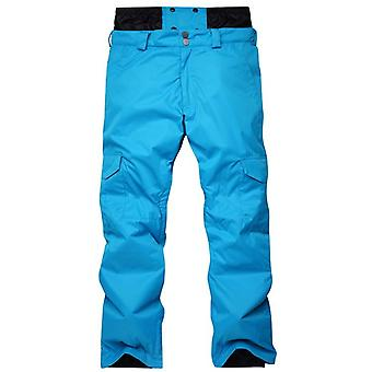 Winter Waterproof Men's Outdoor Sports Snowboard Pants, Chaud et coupe-vent