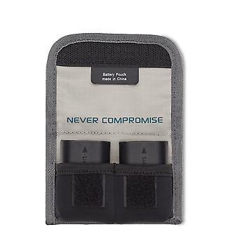 Tenba tools pouch for battery - grey medium