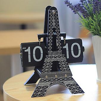 Tour Eiffel Flip Clock