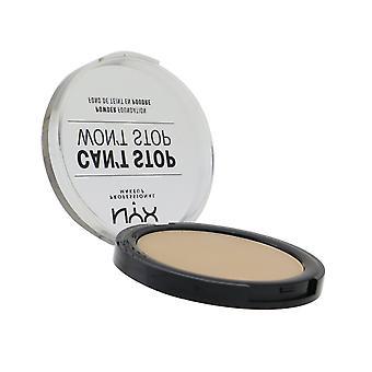 Can't stop won't stop powder foundation # medium olive 257745 10.7g/0.37oz