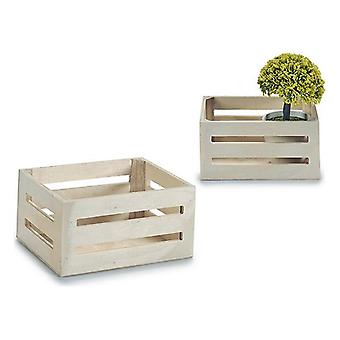 Storage Box Natural (10,5 x 8,5 x 16 cm)
