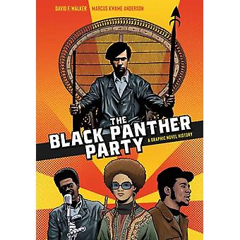 The Black Panther Party de Walker & David F.Anderson & Marcus Kwame