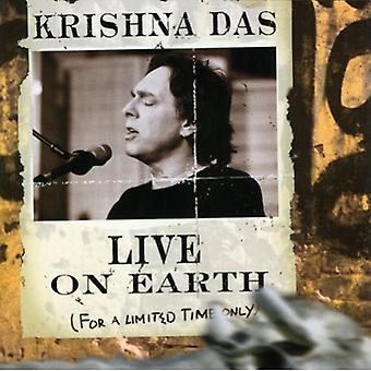 Krishna Das - Live on Earth [CD] USA import