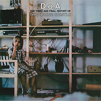 D.O.A.: The Third And Final Report Of Throbbing Ge [CD] USA import