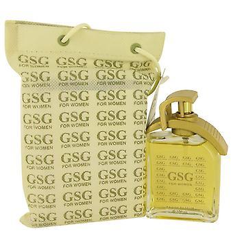 GSG by Franescoa Gentiex Eau DE Parfum Spray 3.4 oz / 100 ml (Women)