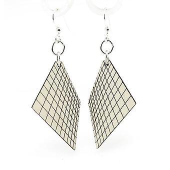 Graph Earrings