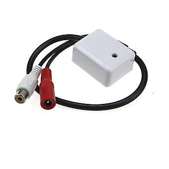Cctv Mic Säkerhet Mikrofon för övervakning Ip-kameror
