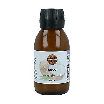Kookos kasviöljy First Cold Press Bio 100 ml öljyä