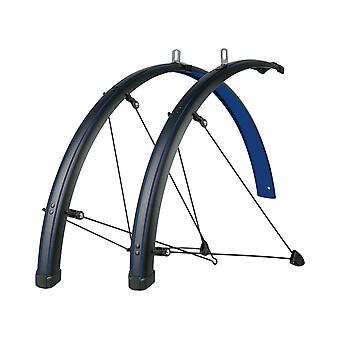 "SKS Bluemels STINGRAY 45 Błotnik rowerowy (zestaw) = 28""ocean blue"
