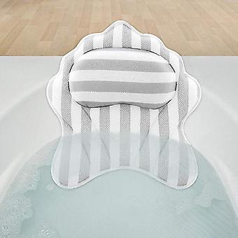 Anti Mold Quick Bath Tub Spa Pillow
