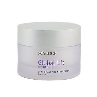 Global Lift Lift Contour Face & Neck Cream (for Dry Skin) - 30ml/1oz