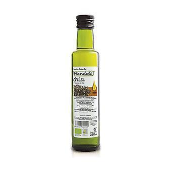Organic Chia Oil 250 ml of oil