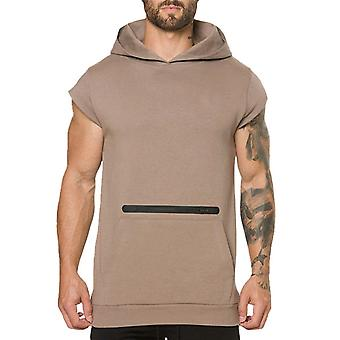 Men's fitness quick-drying sports top M39