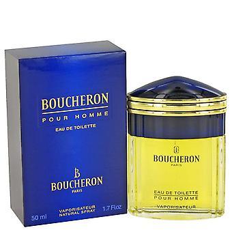 Boucheron Eau De Toilette Spray By Boucheron 1.7 oz Eau De Toilette Spray