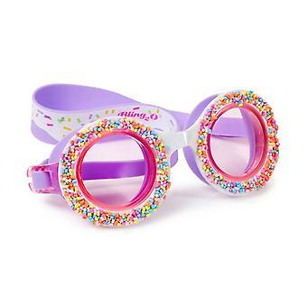 Goggles Donut In Purple