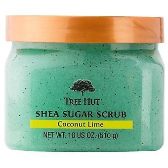 Tree Hut Coco and Lima Sugar Scrub 510 g