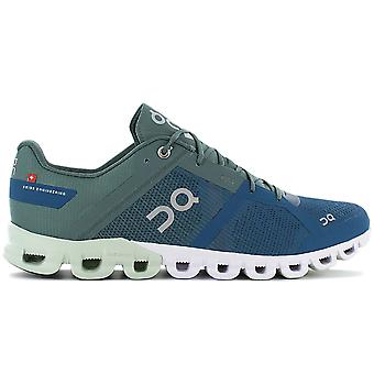 ON Running Cloudflow - Men's Running Shoes Blue 25.99637 Sneakers Sports Shoes