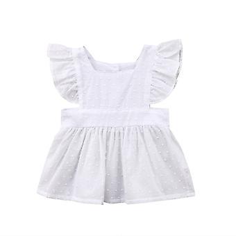 Vastasyntynyt Lastenvaatteet, Prinsessa Röyhelö Pusero T-paita