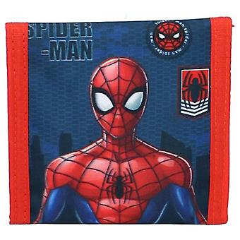Marvel Spiderman Spider-Man Portemonnee 10x10cm